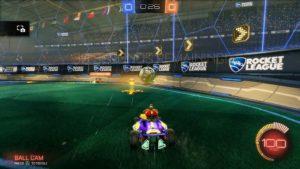 Rocket League - вылетает во время игры